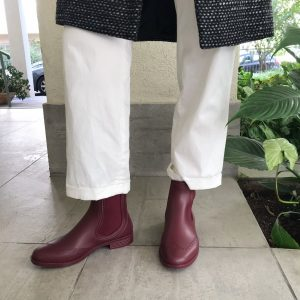 Red Pepper Oxford Boots