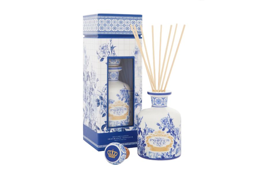 PC Gold&Blue Scented Diffuser