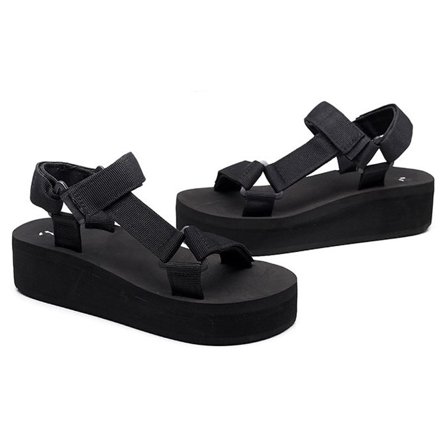 Black Teva Chic